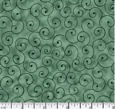 Tilt A Whirl 100% Cotton Sewing & Quilting Fabric Swirls BTY