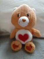 Care Bears Tenderheart Special Corded Soft Lil Bears Series 4 Stuffed Animal Toy
