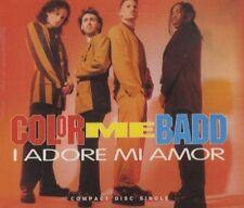 Color me Badd I adore mi amor (1991) [Maxi-CD]