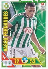 311 VASCO FERNANDES VITORIA SETUBAL CARTAO CARD ADRENALYN LIGA 2017 PANINI