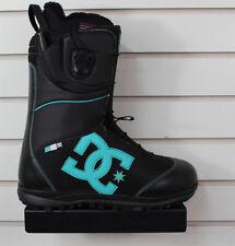 2015 DC Womens Avour Snowboard Boots Size 7 Black