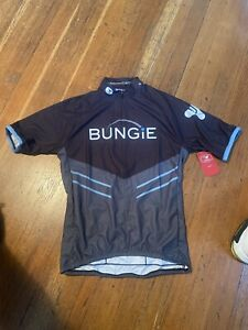 Sugoi Bungie Cycling Jersey Mens Small NWT