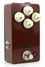 JHS PEDALS''CHARLIE BROWN USA HANDMADE BOUTIQUE OVERDRIVE PEDAL