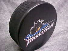 Ahl Cleveland Monsters (Columbus Blue Jackets) Collectors Souvenir Hockey Puck