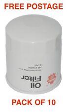 Sakura Oil Filter C-2906 Hyundai ILOAD TQ-V 2.5L BOX OF 10 CROSS REF RYCO Z630