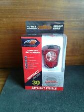 Cygolite Hotshot micro Bicycle Tail Light Rechargeable