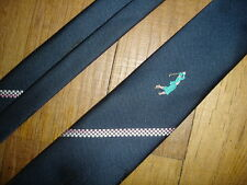 DEVRED Cravate Slim largeur maxi 6 cm longueur 140 cm