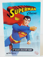 """DC Direct : Superman Classic 1:6 Scale 13"""" Deluxe Collector Action Figure"""