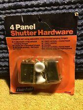 Flaire-Fold 4 Panel Shutter Hardware Ff4410