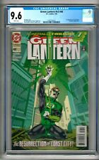 """Green Lantern #v3 #48 (1994) CGC 9.6  White Pages Marz -  1st """"Kyle Rayner"""""""