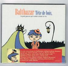 ♫ - BALTHAZAR TÊTE DE BOIS - 2015 - 15 TITRES - NEUF NEW NEU - ♫