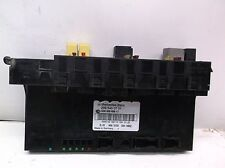 NS510229 01-07 MERCEDES C230 FUSE RELAY BOX TRUNK ALARM SENSOR 2095450701 OEM