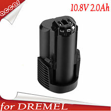 Battery For Dremel 10.8V 2.0Ah Li-ion B812-02 8200 8220 8300  AU SELLER