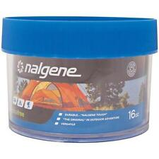 Nalgene Wide Mouth Outdoor Storage 16 Ounce - Secure & Attractive Closure