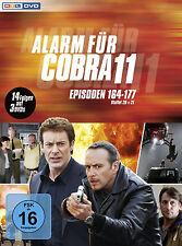 § 3 DVDs * ALARM FÜR COBRA 11 - STAFFEL 20 + 21 # NEU OVP
