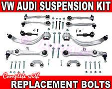 VW PASSAT 3B 2001-05 COMPLETE FRONT SUSPENSION ARM KIT