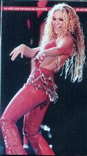 Shakira Ana Maria Orozco Betty La Fea Magazine Arg 2001