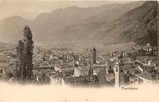 Svizzera //  POSCHIAVO  -  Panorama