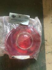 1972 CHEVELLE SS TAIL LIGHT LENS LEFT HAND DRIVERS SIDE TRIM PARTS A4406
