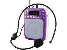 Supersonic Sc-1397Bt-Pur Purple Bluetooth Portable Pa System