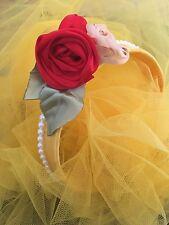 Belle, belle et la bête Inspiré head band. Fancy Dress