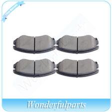 Fit 2003 2004 2005 2006 2007 2008 2009 2010 Hyundai Kia Ceramic Front Brake Pads