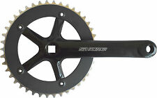 SR Suntour Cw10-scsp42-sp Single Chainset 42t X 170mm Black