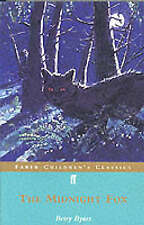 The Midnight Fox (FF Classics), By Byars, Betsy,in Used but Acceptable condition