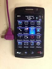 BlackBerry Storm2 9550 - 2Gb - Black (Verizon) Smartphone For Repair