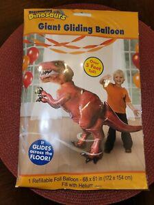 Tyrannosaurus T Rex Airwalker Balloon DINOSAUR Birthday Party Supplies AWK Decor