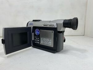Panasonic PV-DV900 Digital Palmcorder Palm Sight Mini - Power Cord- S/video Pack