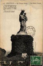 CPA GRAVILLE-ST-HONORINE - La Vierge Noire (199485)