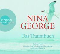 DAS TRAUMBUCH (SA) - GAWLICH,CATHLEN/WEIGERT,JACOB/BARENBERG,RICHARD  7 CD NEW