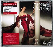 GLORIA ESTEFAN / The Standards [TARGET-EXCLUSIVE CD, 2013] NEW! 17 classic hits