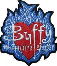 Buffy the Vampire Slayer Logo Badge Embroidered Patch 9cm