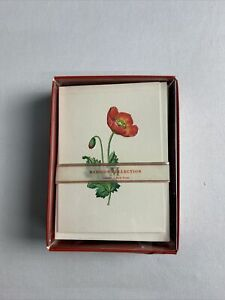 Madison Collection Flower Petite Box of 10 Graphique de France Cards