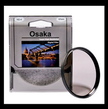 Osaka ND4 (Neutral Density) Filter 67mm FOR CANON, NIKON, SONY Free Ship
