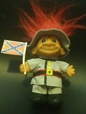 Vintage Russ Confederate Troll Doll