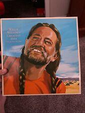 Willie Nelson's Greatest Hits, Vinyl LP Double Album, CBS 1981