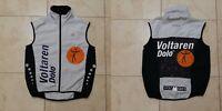 Pearl Izumi Cycling Gilet Size M Jersey Mesh Shirt Cycle Vintage Novartis