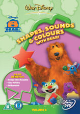 Bear in the Big Blue House: Shapes, Sounds and Colours With Bear DVD (2005)