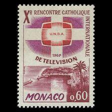 Monaco 1966 - Catholic Television Association (U.N.D.A.) - Sc 644 MNH