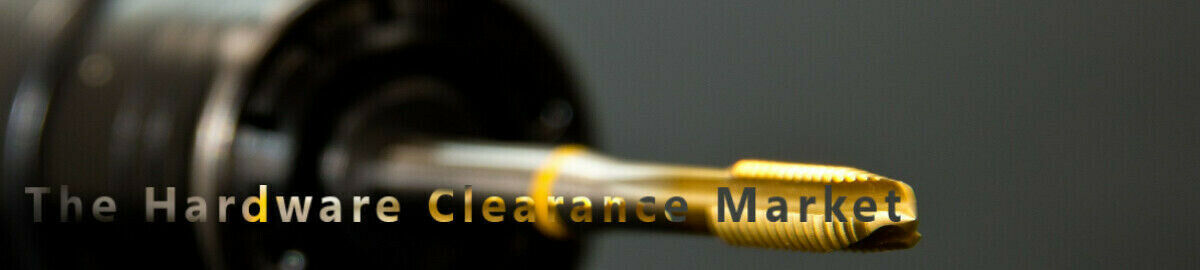 The Hardware Clearance Market