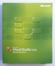 Microsoft Visual Studio 2005 Standard - Vollversion - Englisch -
