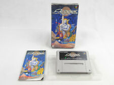 Actraiser SNES Super Nintendo Boxed JAP import