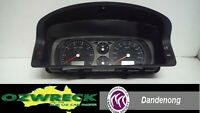 FORD FALCON BA INSTRUMENT CLUSTER (XT)