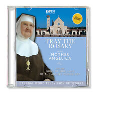 PRAY THE ROSARY WITH MOTHER ANGELICA: AN EWTN CD