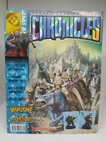 "Target Chronicles #8 ""Mishima Swordmasters, Elite Bauhaus Force, Eden Pr Mag EX"