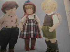 13pg R. John Wright Doll History Article /CONGRATULATIONS / Stewart