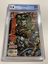 Venom The Hunger 4 Cgc 9.8 Marvel